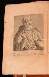 1636 Justini Philosophi et Martyris Opera