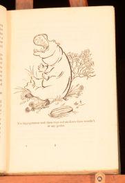 1933 Gardener's Frenzy Minnie Pallister Illustrated Dorothy Burroughes First