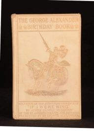 1903 The George Alexander Birthday Book, LANE, DIARY