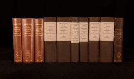 1861-83 11vols Transactions for the Promotion of Social Science Hastings