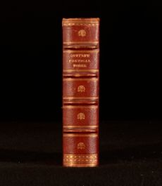c1890 The Poetical Works of William Cowper Illustrated