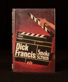 1972 Smokescreen by Dick Francis First Edition