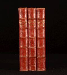 1846 3Vol Chaucer's Romaunt of the Rose Pickering Edition