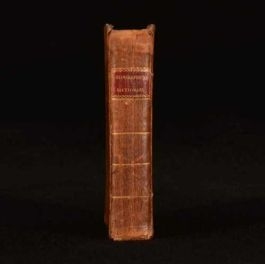 1796 A New Biographical Dictionary Eminent Persons Remarkable Characters S Jones