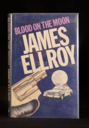 1985 Blood on the Moon James Ellroy First Edition