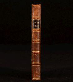 1856 Jack Tier The Florida Reef James Fenimore Cooper American Literature Scarce
