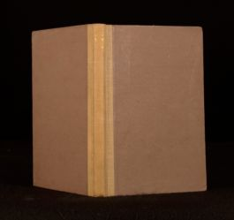 1923 The Letters of George Meredith to Alice Meynell 1896-1907