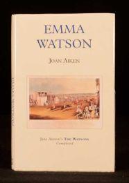 1996 Joan Aiken Emma Watson Completed Jane Austen Fan Fiction First
