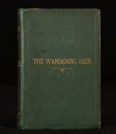 1875 Trade Malice and the Wandering Heir Reade Presentation Copy 1st Edition