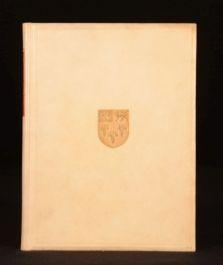 1928 Poems by Thomas Gray Eton Vellum Binding