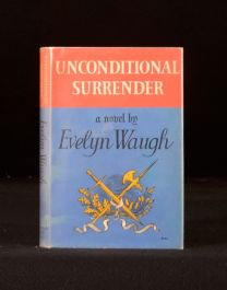 1961 Unconditional Surrender by Evelyn Waugh First Edition