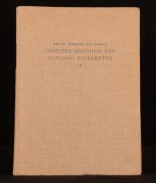 1922 Zeichnungen Des Giacomo Tintoretto Italian Art Limited FIRST Edition German