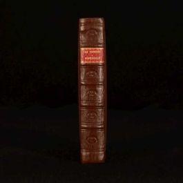 1737 Samuel Pufendorf De Officio Hominis et Civis Scarce Moral and Civil Law