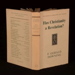 1964 Has Christianity a Revelation F Gerald Downing Library Philosophy Theology
