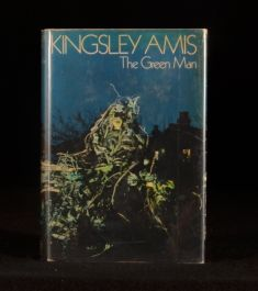 1969 The Green Man Kingsley Amis with Original Dustwrapper First Edition