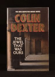 1991 The Jewel That Was Ours Inspector Morse First Edition Colin Dexter