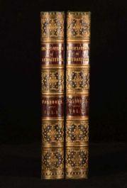 1825 2vol Encyclopaedia of Antiquities Archaeology Fosbroke Scarce Illustrated