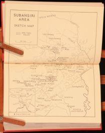 1955 Himalayan Barbary Christoph von Furer-Haimendorf Illustrated