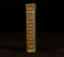 1854 The Poetical Works of William Cowper Esq of the Inner Temple