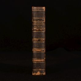 1853 A New and Complete Concordance to the Holy Scriptures John Eadie Scarce