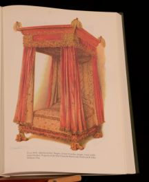 1988 A History of English Furniture Percy MacQuoid Illustrated Colour Oak