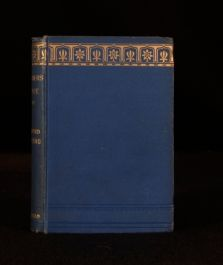 1892 Soldiers Three Rudyard Kipling Story of the Gadsbys Black and White First