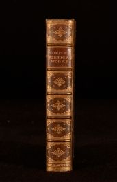 c1882 William Cowper Poetical Works Michael Rossetti Editor Anthology Collection