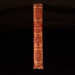 1844 The Recreation:  A Gift-Book for Young Readers
