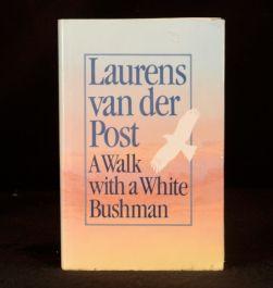 1986 A Walk With A White Bushman Laurens Van Der Post Jean Marc Pottiez