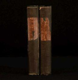 1848 2vol Samuel Taylor Coleridge Aids To Reflection Sixth Edition Pickering