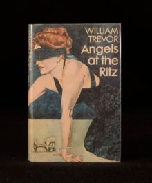 1975 Angels of the Ritz and Other Stories by William Trevor First Edition