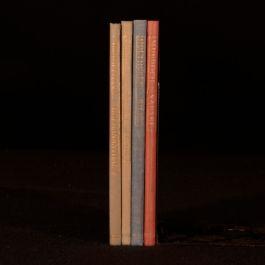 1952-57 4Vol Studies in Modern European Literature and Thought Iris Murdoch
