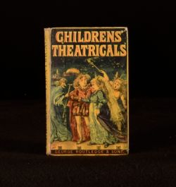 1879 Children's Theatricals Popular Fairy Tales Written by J Keith Angus