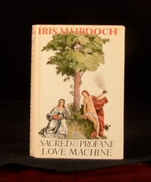 1974 The Sacred and Profane Love Machine by Iris Murdoch First Edition