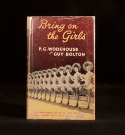 1954 Bring on the Girls by P G Wodehouse and Guy Bolton