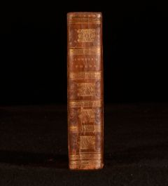 1825 Greatheed's The Poems of William Cowper with a Life of the Author