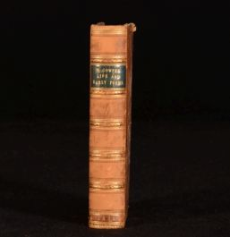 1835 The Works of William COWPER Robert Southey