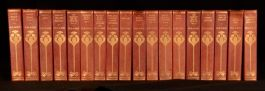 c1900 18vol The Works of Charles Reade Fiction Illustrated Beacon Edition