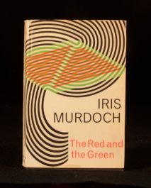 1965 The Red and the Green by Iris Murdoch First Edition