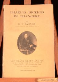 1914 Charles Dickens in Chancery E T Jaques Christmas Carol Court Proceedings