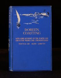 1912 Doreen Coasting Alys Lowth African Travel First Edition Illustrated