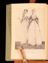 1946 2Vol Jane Austen Mansfield Park Sense and Sensibility Illustrated Chapman