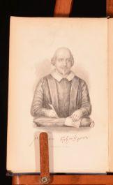 1864 Shakespeare and Stratford Upon Avon Tercentenary Celebration