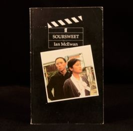 1988 Soursweet Screenplay By Ian McEwan First Edition