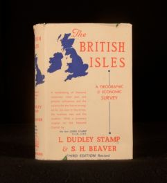 1949 The British Isles A Geographic and Economic Survey Third Edition