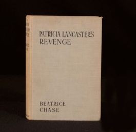 1928 Patricia Lancasters Revenge First edition Illustrated Beatrice Chase Naiads