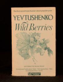 1981 Wild Berries Yevgeny Yevtushenko Comedy Romance Siberia Soviet Dissidents