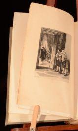 1881 3vol Gil Blas of Santillane Alain Rene le Sage Illustrated Limited 86/100