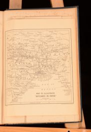 1920 The Ritchies in India by Gerald Ritchie Illustrated Signed 1st Thackeray