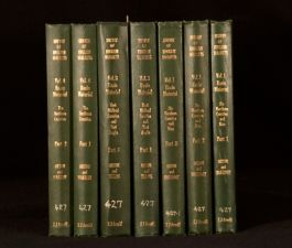 1962-1971 6 Vols Survey Of English Dialects Harold Orton Northern Counties East